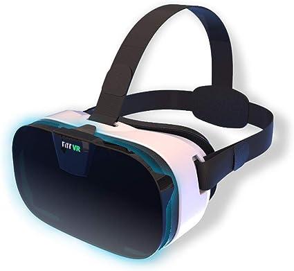 Gafas de Realidad Virtual VR con Lentes Ajustables 3DVR para ...