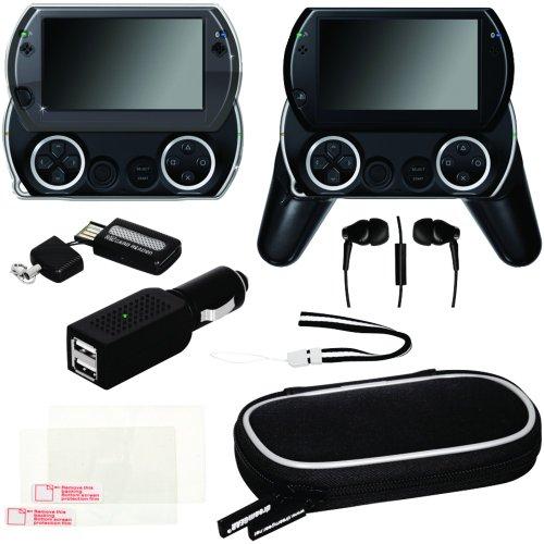 DREAMGEAR DGPSPG-2200 PSP GO 9-IN-1 STARTER KIT