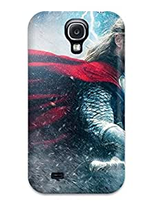 Galaxy Cover Case - Thor The Dark World Protective Case Compatibel With Galaxy S4