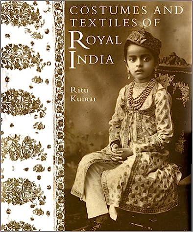 Audiolibro gratuito per scaricare iTunes Costumes and Textiles of Royal India PDF PDB CHM 0903432552
