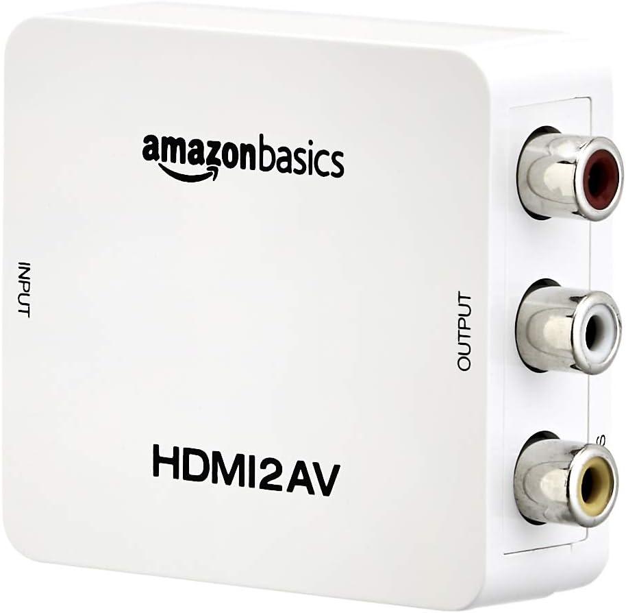 AmazonBasics HDMI to RCA Converter