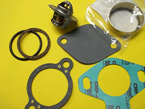 B. 140 Degree Thermostat kit for Mercruiser with Sleeve
