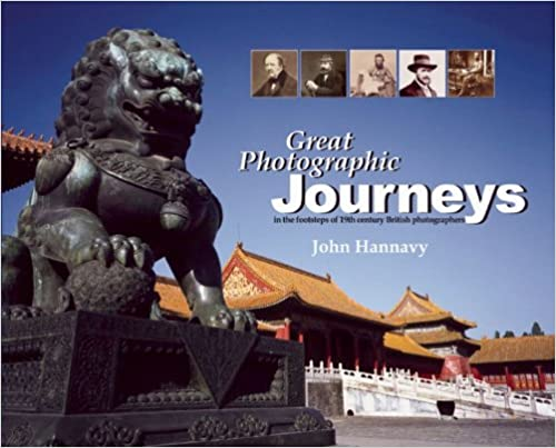 Book Great Photographic Journeys (Dewi Lewis Publishing)