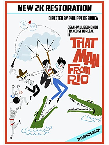 That Man from Rio (English Subtitled)