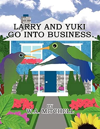 Larry and Yuki Go into Business