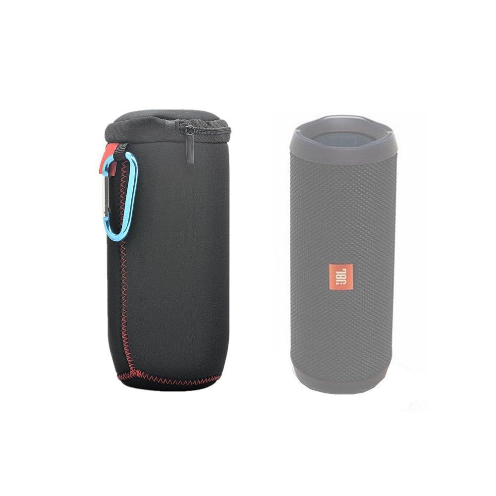 Hensych® Housse de transport anti-poussière pour JBL Flip 4 Bluetooth Portable Stereo Speaker DF-JBL4-BAG-HD