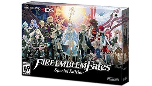 Fire Emblem Fates - Special Edition - Nintendo 3DS