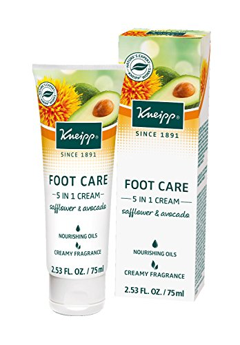 Kneipp 5-in-1 Foot Cream, 2.53 Fl Oz ()