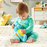 Fisher-Price Soothe & Glow Seahorse , Blue
