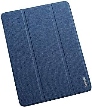 Nrpfell para 2020 Pro Caja de Tablet PC de 11 Pulgadas/Estuche de Soporte con Rotulador de Prensa Dise?O de Ranura para Tarjeta AntipéRdida Estuche Protector de PU: Amazon.es: Electrónica