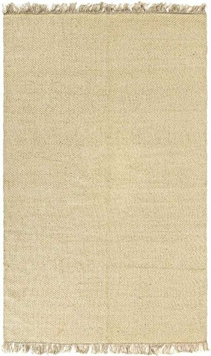 Earth First Natural Jute Rug, 8-Feet by 10-Feet, - India Wayfair To Shipping