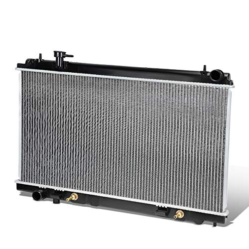 DPI 2576 OE Style Aluminum Core High Flow Radiator For 03-06 350Z AT/MT ()