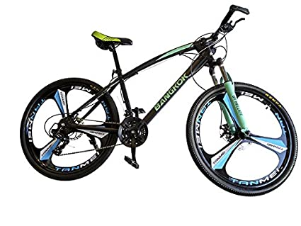 Bicicleta de montaña,mountainbike, BTT Shimano,supensión. Llantas aleación magnesio