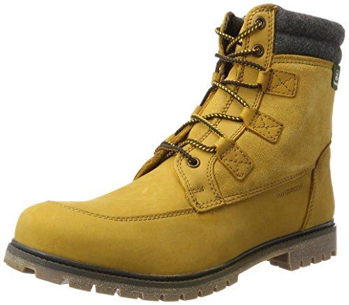 Tan Kamik ocre Takodam Men's Chelsea Boots Braun WqOPq0A