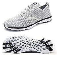 dreamcity Zapatillas de agua Mujer Athletic Sport ligero–Zapatos de Senderismo