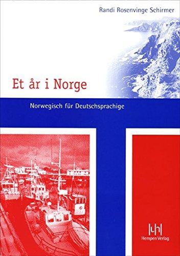 Et ar i Norge. Norwegisch für Deutschsprachige. Lehrbuch