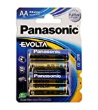 Connect - 30646 Evolta AA Battery 12 x 4 Blister Packs