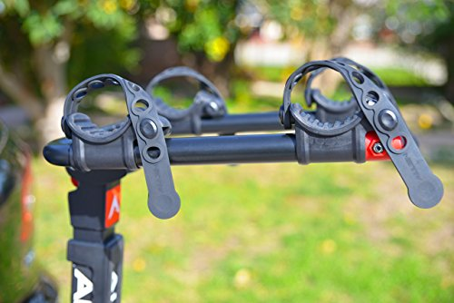 Allen Sports Premier Locking Quick Release 2-Bike Carrier for 2 in. & 1 4 in. Hitch by Allen Sports (Image #1)