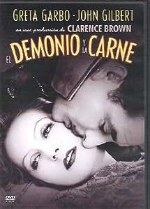 El Demonio Y La Carne (G. Garbo) [DVD]