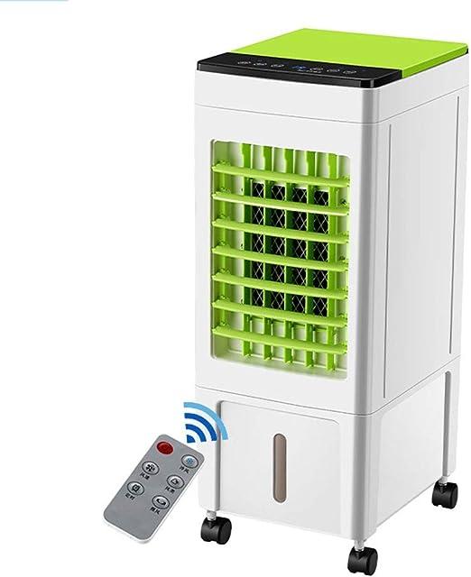 DGLIYJ Ventilador frío Oficina en casa Control Remoto Sincronización Ahorro de energía Tanque de Agua Grande Aire Acondicionado Ventilador: Amazon.es: Hogar