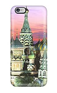 3279563K58549103 Premium Iphone 6 Plus Case - Protective Skin - High Quality For Saint Basils Cathedral