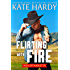 Flirting with Fire (Men of Marietta Book 2)