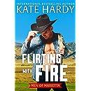 Flirting with Fire (Men of Marietta Book 2)