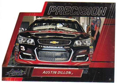 2017 Panini Absolute Racing Precision #8 Austin Dillon