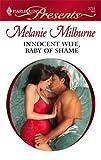 Innocent Wife, Baby of Shame, Melanie Milburne, 0373127197