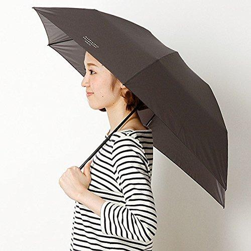 マッキントッシュ フィロソフィー(MACKINTOSH PHILOSOPHY) 【軽量約84g!】【14色展開】ユニセックス折りたたみ傘(バーブレラ Barbrella(R)) B01HK98V4A 50CM|ダクグレ ダクグレ 50CM