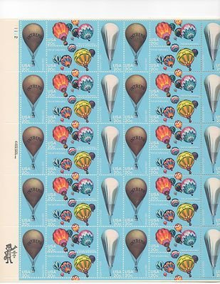 hot air balloon stamp - 7