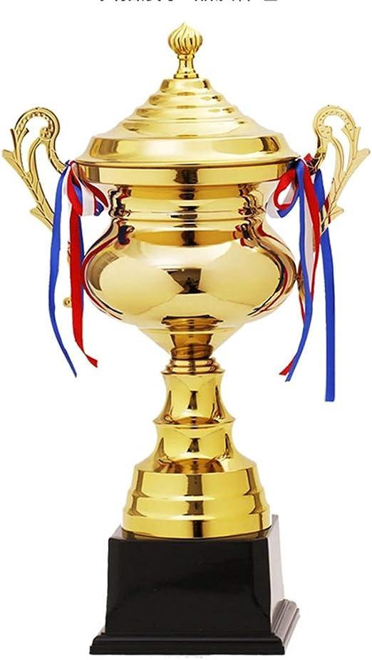 Trofeos Campeón Metal Fútbol Baloncesto Personalidad Creativa De ...