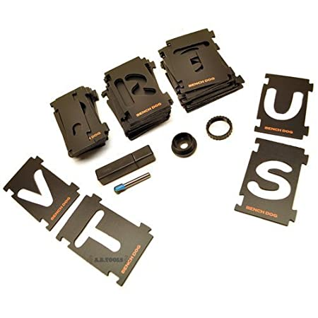 43pc letter stencil sign kit signmakers lettering template router 43pc letter stencil sign kit signmakers lettering template router routing sil171 by silverline spiritdancerdesigns Choice Image