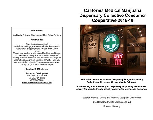 California Medical Marijuana Dispensary Collective Consumer Cooperative 2015 (MMCC California) Pdf