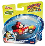 Fisher-Price Disney Mickey and the Roadster Racers - Mickey's Hot Rod Playset