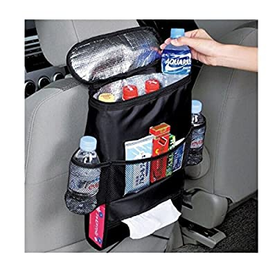 Iuhan® Fashion Auto Car Seat Organizer Holder Multi-Pocket Travel Storage Bag Hanger Back