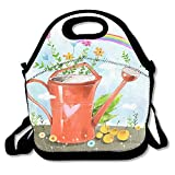 BBGD Portability Vintage Penhu Illustration Bento Bag
