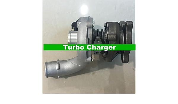 Kit de Cargador para GOWE turbo para eléctrico gt1549s Kit de Cargador para Turbo 738123 - 5004S 738123 - 5003S 738123 - 0001 para Renault Megane 102hp 74 ...