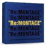 Block B - [Re:Montage] Repackage Album CD+96p Booklet+1p PhotoCard+1p Limited Polaroid Photo+7p 2018 Calendar SET+1p Golden Ticket K-POP SEALED