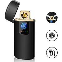 ASANMU Mechero Electrico, USB Encendedor Electrico Pantalla Táctil