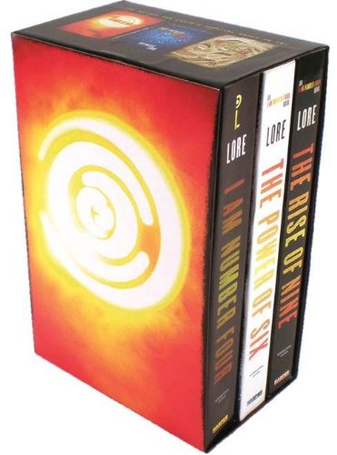 I Am Number Four The Beginning Books By Pittacus Lore