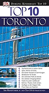 Perfect Paperback Top 10 Reiseführer Toronto [German] Book