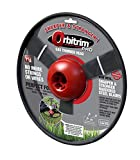 Orbitrim Stronger (Steel Blades) Pro No More Strings or Wires Gas Trimmer Head-Sharper and S