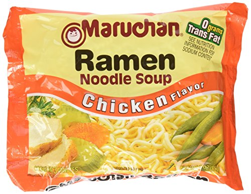 Maruchan chicken noodle soup pack of 36 - 3 oz (Maruchan Chicken Soup)
