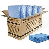 PetsWorld Puppy Pads w/Adhesive Sticky 30 x 30 Dog Training Maximum Absorbent Pee Pads Tape 150 Ct,