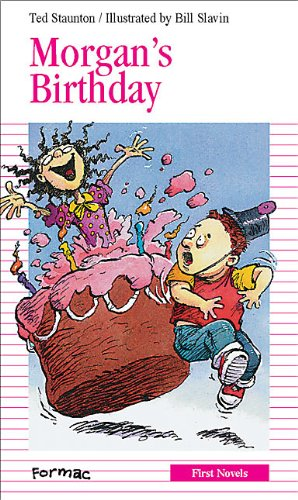 Morgan's Birthday (Formac First Novels) PDF