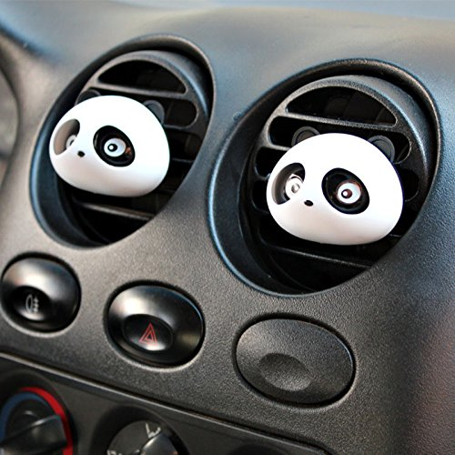 iTimo Car Air Freshener, 100% Original Car Parfume, Cute Panda Style