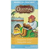 Celestial Seasonings Sleepytime Extra Herbal Wellness Tea, 20 Tea Bags per Box