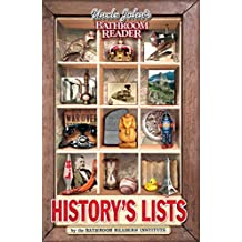 Uncle John's Bathroom Reader History's Lists