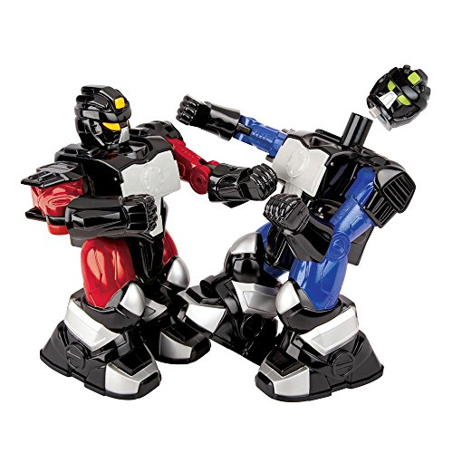 Blue Hat Toy Company Battle Boxing Robots